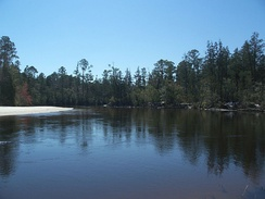 Blackwater River in Blackwater River State Park