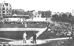Hilltop Park, home of the Highlanders