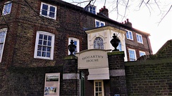 William Hogarth's house in Chiswick