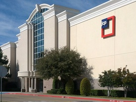 A two-story J. C. Penney at Stonebriar Centre in Frisco, Texas in January 2013, opened in 2000.
