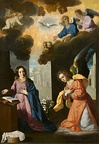 The Annunciation, 1637–1639, Museum of Grenoble, France