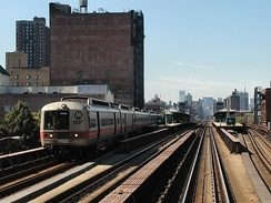 Harlem – 125th Street station on the Metro-North Railroad