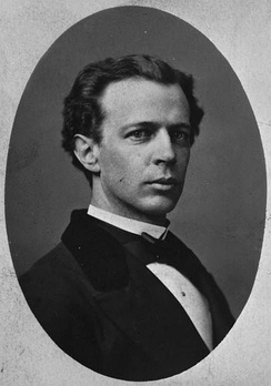 Laurier in 1869