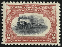 Pan-American Issue, 1901-2c