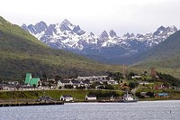 View of Puerto Williams