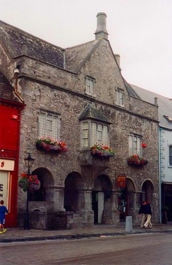 Rothe House on Parliament Street in 1998