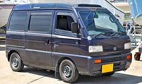 Suzuki Every 660 Turbo RZ Super Multi Roof (DE51V)