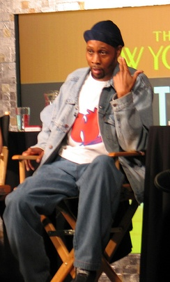 RZA at The New Yorker Festival in 2005