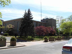 Beth Medrash Govoha (Hebrew:בית מדרש גבוה), in Lakewood, New Jersey, U.S., the world's largest yeshiva outside Israel