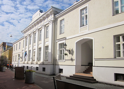 Hugo Treffner Gymnasium in Tartu, Estonia