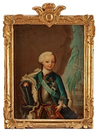 Prince Charles,  in 1758 by Ulrica Pasch.