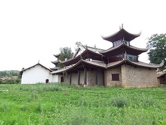 Tuogu Mosque in Ludian County.