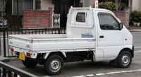 1999 Suzuki Carry truck