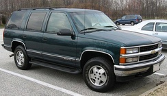 1995 Chevrolet Tahoe LT 4-door
