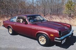 1976 Cosworth Vega hatchback coupe
