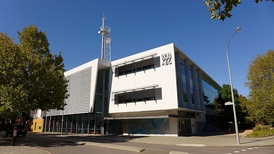 ABC Perth studios in East Perth, home of 720 ABC Perth radio and ABC television in Western Australia