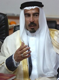 Sheikh Abdul Sittar who helped spark the Anbar Awakening Movement