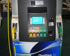 A blender pump is a multifuel blend dispenser that allows customers to choose between E20, E30, E85, or any other preselected blend.