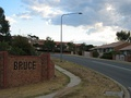 Residential area within Bruce