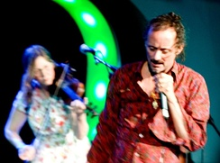 The apocalyptic folk group Current 93 in 2007