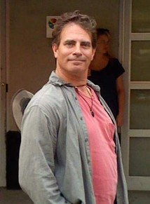 Animation director David Silverman, who helped define the look of the show.[29]