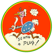Badge of 1º Grupo de Aviação de Caça (1st Fighter Group).