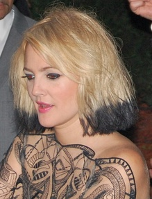 Barrymore at the 2009 premiere of Whip It