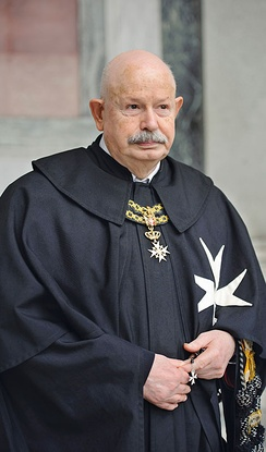 His Most Eminent Highness Fra' Giacomo dalla Torre del Tempio di Sanguinetto, 80th Prince and Grand Master of the Sovereign Military Order of Malta (elected 2018)