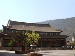 The Gucheng Mosque of Yunnan