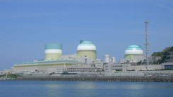 Ikata Nuclear Power Plant, Japan