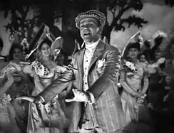 James Cagney as Cohan in the 1942 film Yankee Doodle Dandy