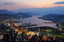 Nagasaki in Japan was founded in 1570 by Portuguese explorers