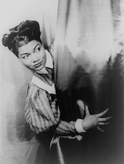 Pearl Bailey in the role of Butterfly, July 5, 1946