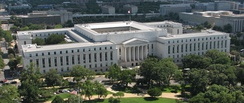 Rayburn's influence and great rapport with congressmembers and the Washington bureaucracy allowed the Rayburn House Office Building to be designed and built within 10 years. At 2.4 million square feet it is larger than the next two largest Capitol office buildings combined.