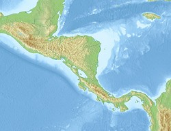 2000 Nicaragua earthquake is located in Central America