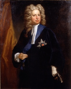 Robert Harley by Jonathan Richardson, c. 1710.