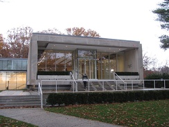 The Rose Art Museum (1961, Harrison & Abramovitz)