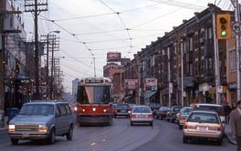 Developed in the early 1900s, Little Italy is one of the city's oldest extant ethnic neighbourhoods.[135]