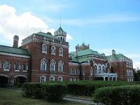Северный фасад замка