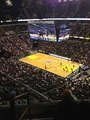 Balcony view of the 2013 Crossroads Classic