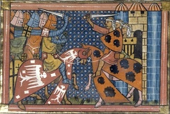 Battle of Edeesa 1146