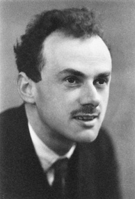 Paul Dirac, theoretical physicist
