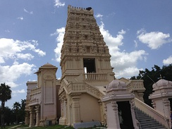 Hindu Temple of Florida,Tampa