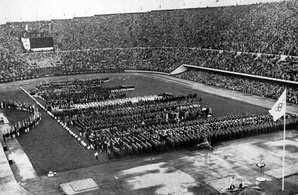 Nations at the 1952 Olympics