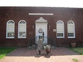 Rhymes Memorial Library in Rayville was the first parish wide public library in Louisiana.