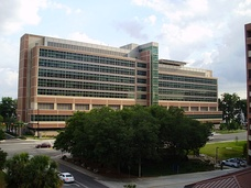 Shands Cancer Center at the University of Florida