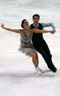 Short dance at 2011 Worlds