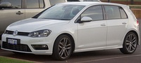 Volkswagen Golf 103TSI R-Line 5-door hatchback