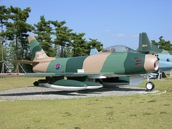 F-86 Republic of Korea Air Force