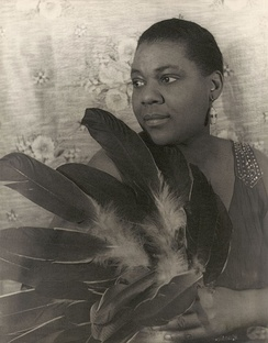 Bessie Smith was the highest-paid black artist of the 1920s